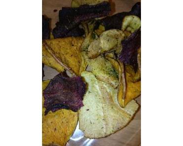 Gemüsechips [Produkttest]