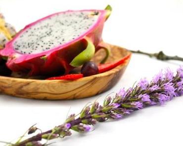Augenschmaus: Porridge & Drachenfrucht