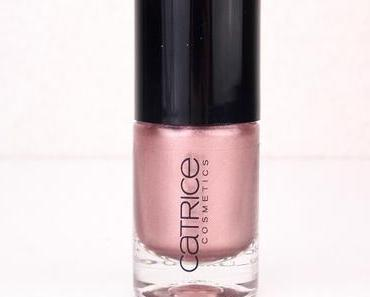 """[NOTD] Catrice Ultimate Nail Lacquer 105 """"Go For Gold"""""""