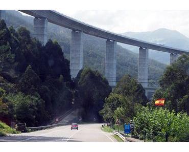 Roadtrip Asturien – Firscherdörfer und Badestrände. Nordspanien: Schwalbe on Tour.