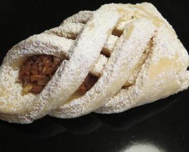"Türkische Apfeltaschen – ""Elmali kurabiye"""
