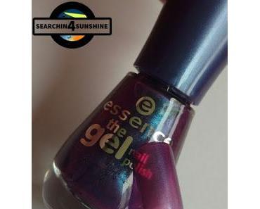 [Nails] LilaLauneLack mit essence 23 wonderfuel