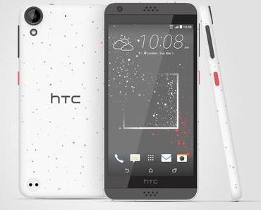 HTC Desire 530 und Desire 825 auf MWC vorgestellt