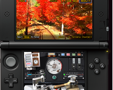 Japanese Rail Sim 3D Journey to Kyoto (3DS) im Test / Review