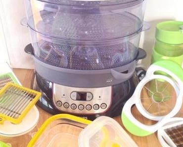 Tchibo Themenwelt im Test | Helfer für die gesunde Küche