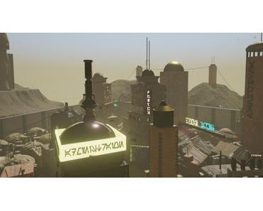 KOTOR Fan-Remake in Unreal Engine 4