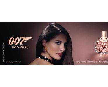 Rossmann  -  007 for Women II - der neue Duft für Bond-Fans ist da!