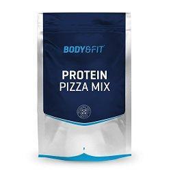 Proteine Mischung für Pizza Teig