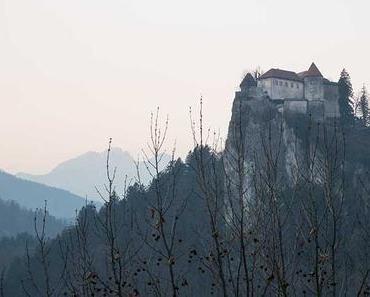 Die Burg Bled und Luxus Camping in Ljubno