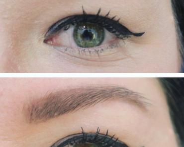 Perfekte Augenbrauen mit N EYE S Brows!