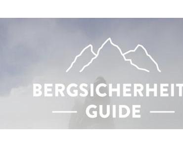 Kostenloses e-book: Bergsicherheits-Guide von tourist-online.de