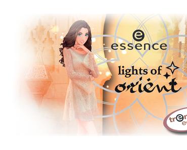 "essence Trend Edition ""lights of orient"""