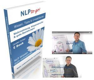 NLP E-Book NLP to go! NLP Wissen zum Mitnehmen!