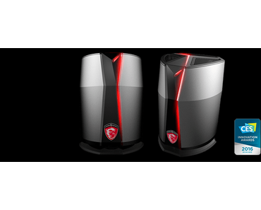 "MSI ""Vortex Gaming Tower"" goes Apple ""Mac Pro"""