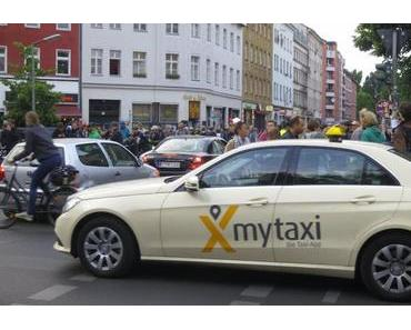 Google integriert MyTaxi in Google Maps