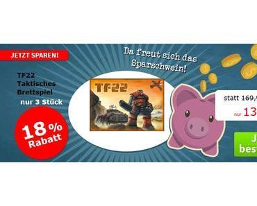 """Spiele-Offensive Aktion - """"Sparschwein""""-Sonderangebot TF22 - Deluxe Version"""