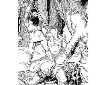 Nibelungen Sage 13/28 | Wie Siegfried erschlagen wurde