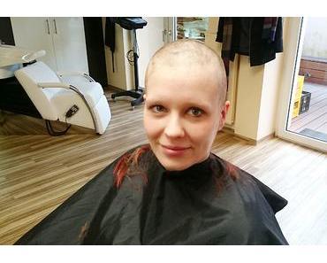 Chemo-Life – Jetzt sind die Haare ab!