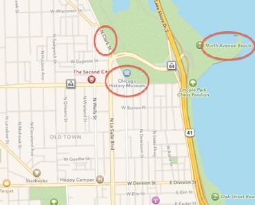 Chicago Sehenswürdigkeiten, die nicht so bekannt sind