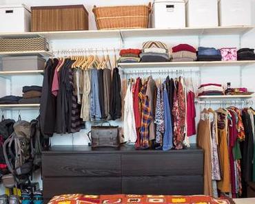DIY | Offener Kleiderschrank