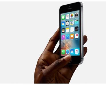iPhone SE vorgestellt