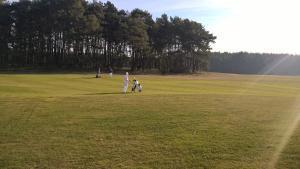 Besuch im Golfpark Prenden