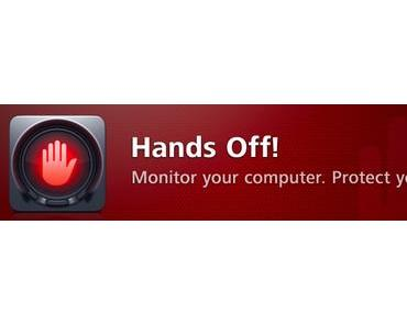 AppTipp: Hands Off!