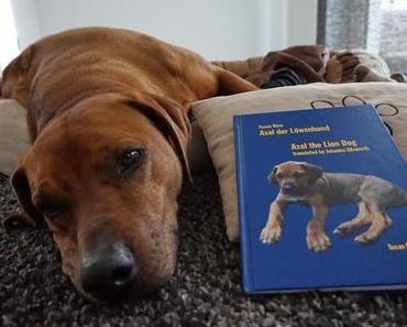Für euch gelesen: Axel der Löwenhund