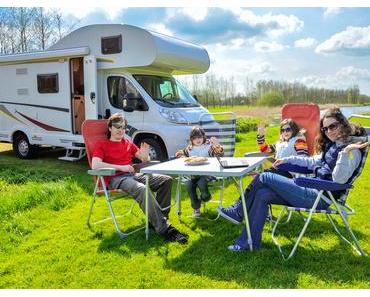 Urlaub mit Kindern im Wohnmobil