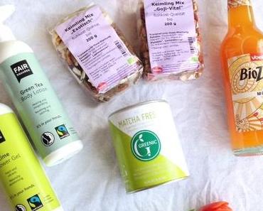 Fit in den Frühling: Gewinne ein veganes Frühlings-Paket von Keimling mit 6 tollen Produkten