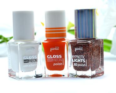 [NEU] Review, Swatches & Tragebilder: p2 - Gloss Goes Neon + Hypnotics Lights 3D Polish