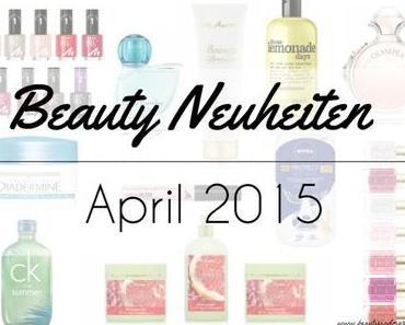 Beauty Neuheiten April 2016 – Preview