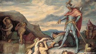 Nibelungen Sage 15/28 | Wie der Nibelungenhort nach Worms kam