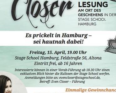 Even Closer – Liebeslied mit 450€ Gewinnspiel