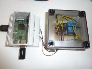 Raspberry Pi als Türöffner – Relais Modul schalten – Teil 1