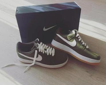 Nike Air Force 1 Low in khaki ♥