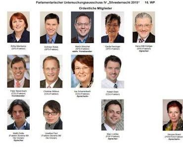 Landesregierung von NRW verweigert Aufklärung der Silvesternacht