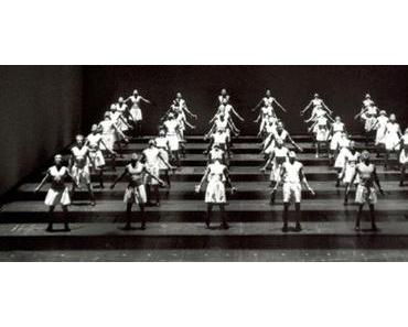 #Einar_Schleef, alles wacht :Als #Claus_Peymann am #Burgtheater eine Premiere störte