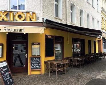 Brunch im Café XION in Prenzlauer Berg