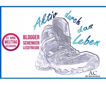 """Unser erstes Mal """"Blogger schenken Lesefreude 2016"""" – schau mal rein!"""