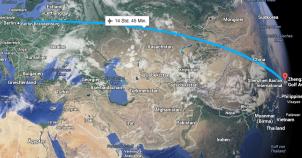 China ruft –  Shenzhen International auf der European Tour