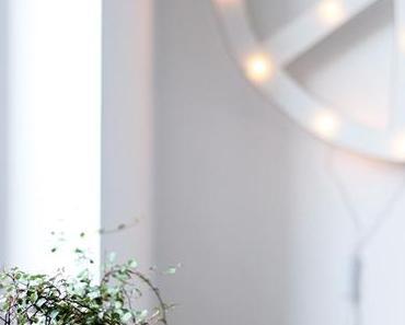 DIY Leuchtobjekt Peace | Dekodonnerstag