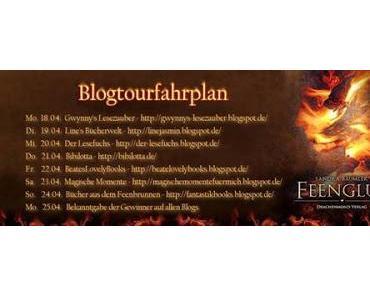 """[Blogtour] Blogtour """"Feenglut"""" von Sandra Bäumler"""