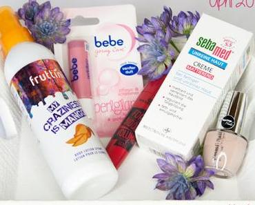 Unboxing - Glossybox Young Beauty, April 2016
