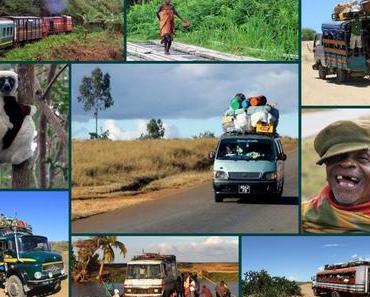 Als Backpacker Madagaskar entdecken!