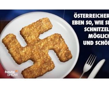 Wahl in Österreich: möglichst flach und schön braun