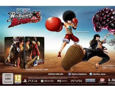 """One Piece: Burning Blood"" – neuer Gameplay-Trailer veröffentlicht"