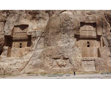 Iran: Rostam – in Stein gemeisselt