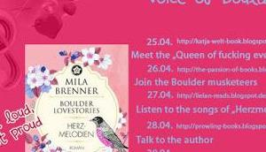[Blogtour] Herzmelodien Talk author