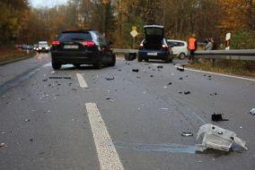 Tödlicher Verkehrsunfall Weilheim-Bannholz